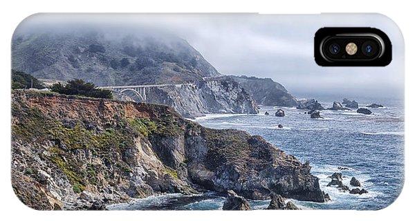 Bixby Bridge - Large Print IPhone Case