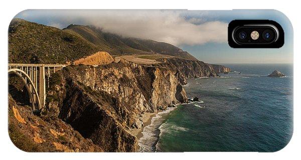 Bixby Coastal Drive IPhone Case