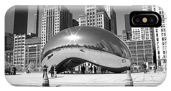 Chicago - The Bean IPhone Case