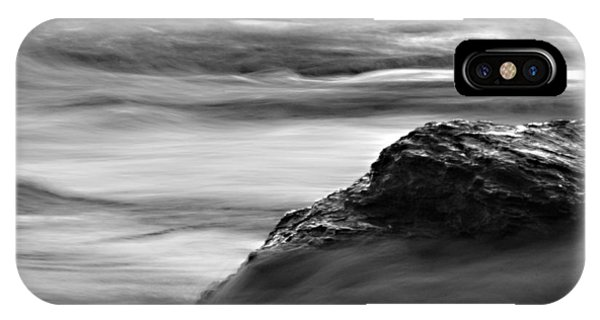 Black And White Seascape IPhone Case