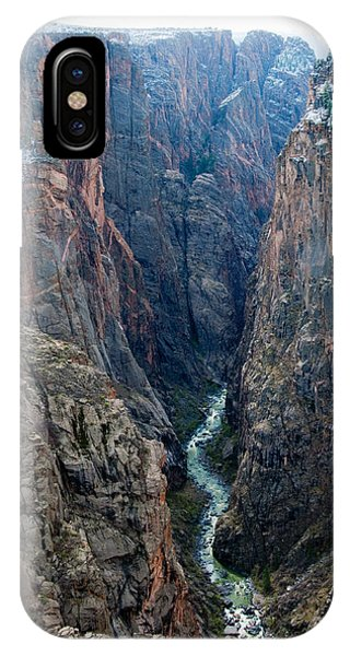 Black Canyon The River  IPhone Case