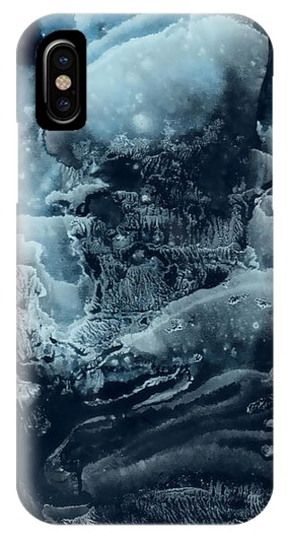 Black Corall IPhone Case