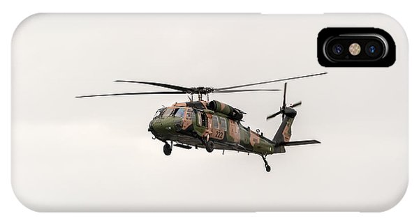 Black Hawk  IPhone Case