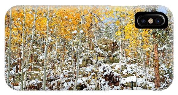 Black Hills Boulders IPhone Case