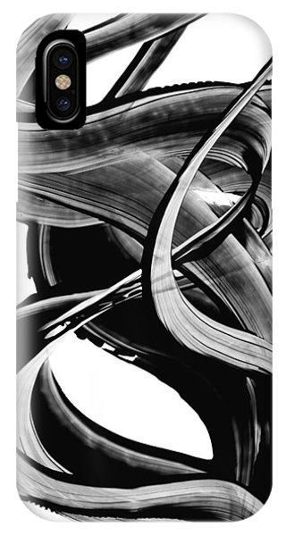 Black Magic 314 By Sharon Cummings IPhone Case