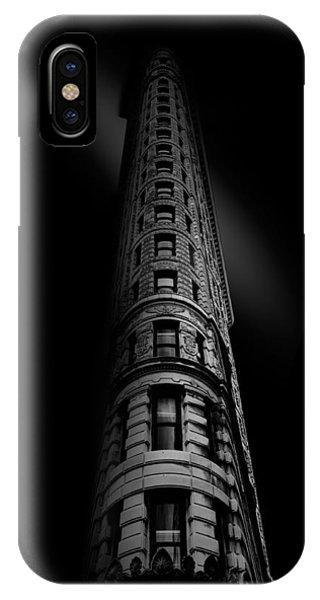 Black Noir IPhone Case