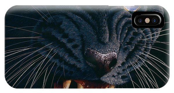 Black Panther 2 IPhone Case