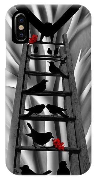 Blackbird Ladder IPhone Case