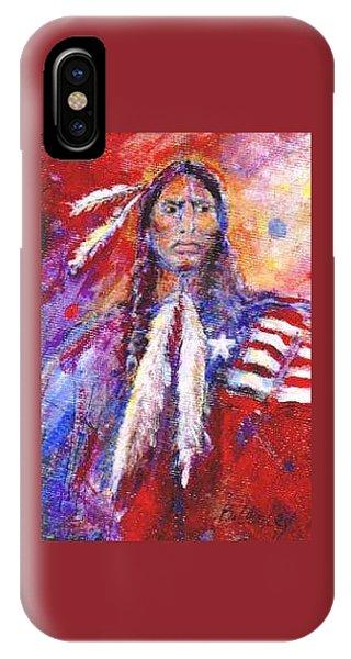 Blackfeet IPhone Case