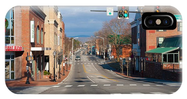 Blacksburg Virginia IPhone Case