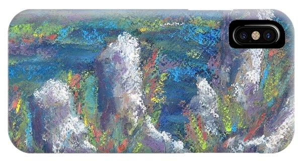Blackwater Cypress Knees IPhone Case