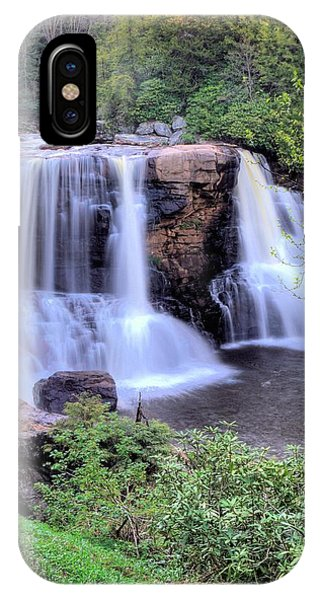 Blackwater Falls IPhone Case