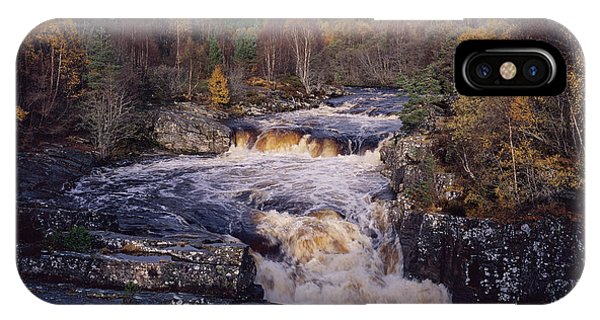 Blackwater Falls - Scotland IPhone Case