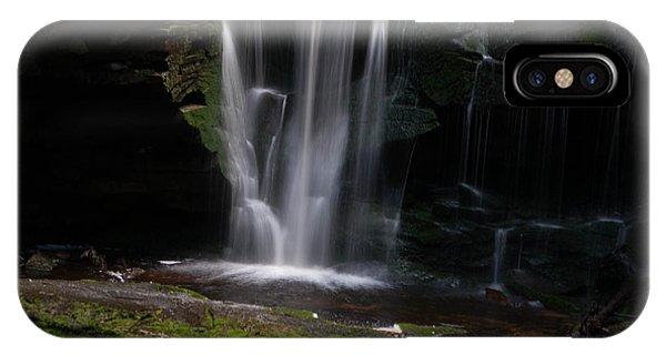 Blackwater Falls - Wat325-2 IPhone Case