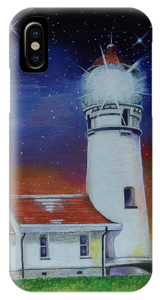 Blanco Lighthouse IPhone Case