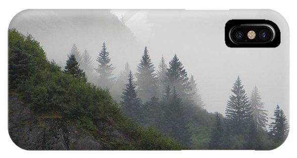Blanket Of Fog IPhone Case