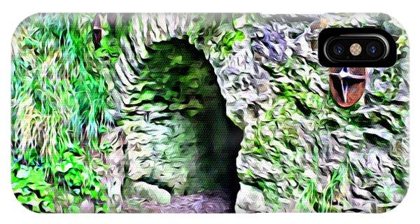 Blarney Cave IPhone Case