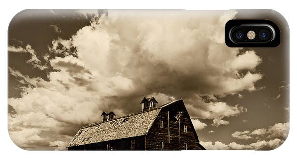 Blasdel Barn IPhone Case