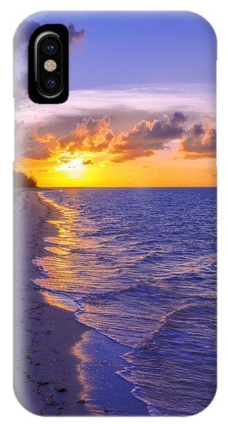 Waterscape iPhone Case - Blaze by Chad Dutson