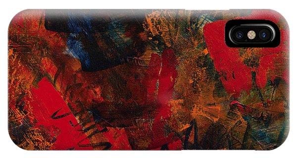 iPhone Case - Blaze Of Glory by Julie Acquaviva Hayes