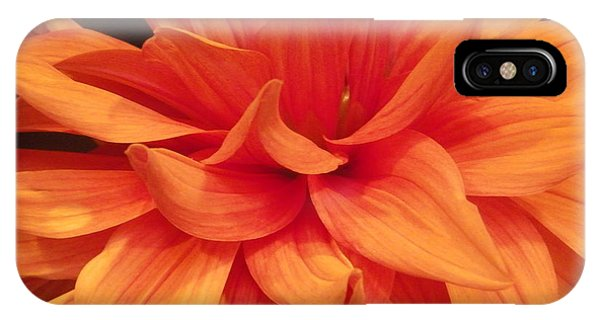 Analogous Color iPhone Case - Blazing Display by Dale Jackson