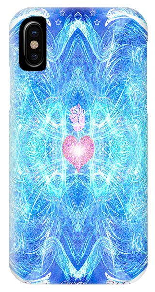 Blessed Mother Mary IPhone Case