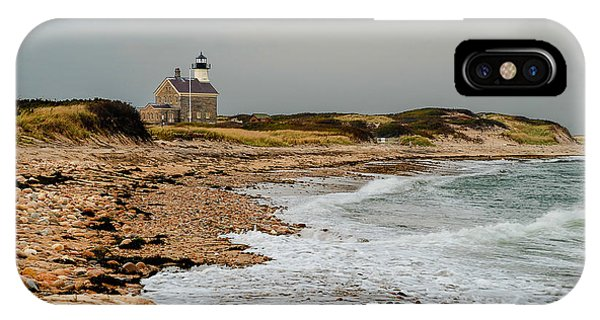 Block Island North Lighthouse  IPhone Case
