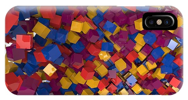 Block-splosion 2 IPhone Case