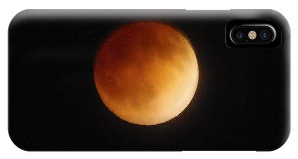 Blood Moon Phone Case by Eclectic Captures