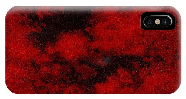 Blood Sky IPhone Case