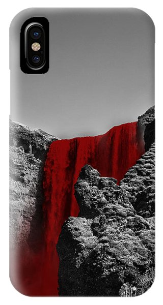 Bloodriver IPhone Case