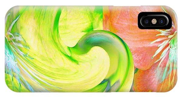Bloom Dance  IPhone Case