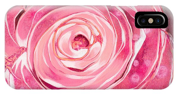 Bloom iPhone Case - Bloom V by Shadia Derbyshire