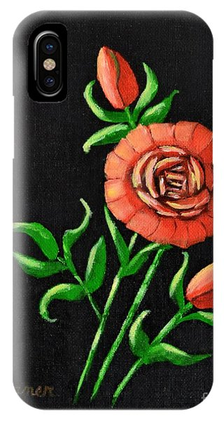 Blooming Buds IPhone Case