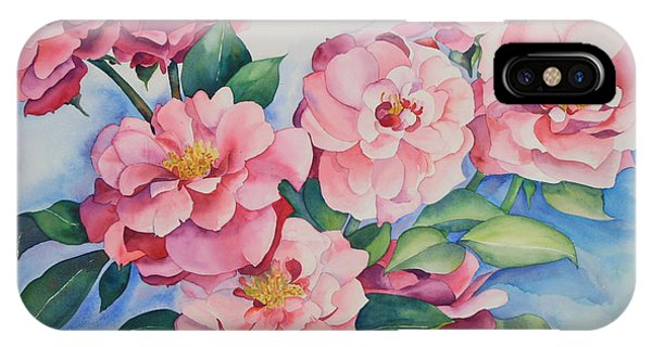 Blooming Grace IPhone Case