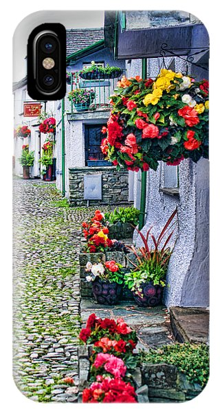Blooming Hawkshead IPhone Case