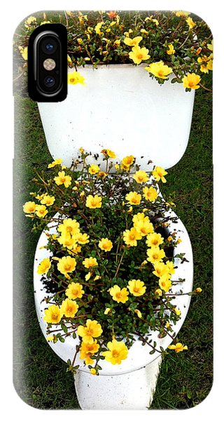 Blooming Loo IPhone Case