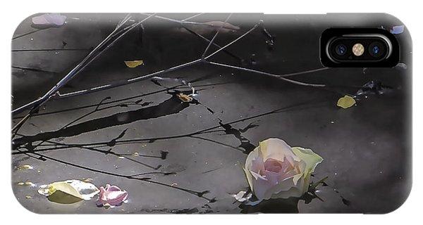 Blossom Rain 17 Phone Case by Georg Kickinger