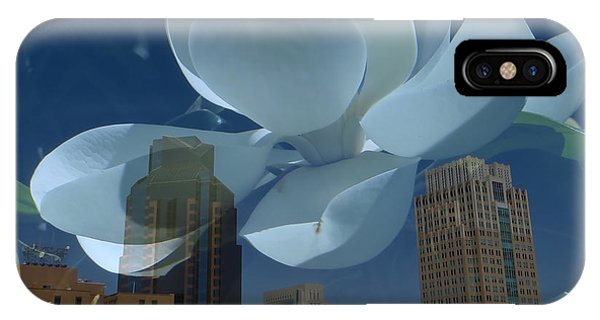 Blossom Rain 20 Phone Case by Georg Kickinger