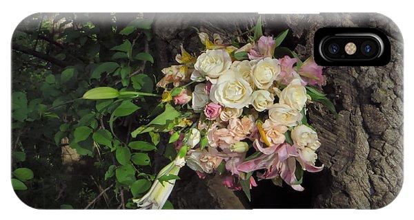 Blossom Rain 25 Phone Case by Georg Kickinger