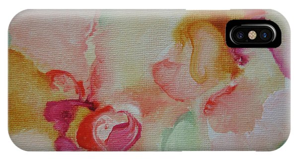Blossoming 110 IPhone Case