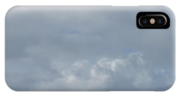 Blowing Smoke IPhone Case