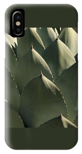 Blue Aloe IPhone Case