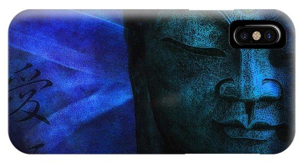 Blue Balance IPhone Case