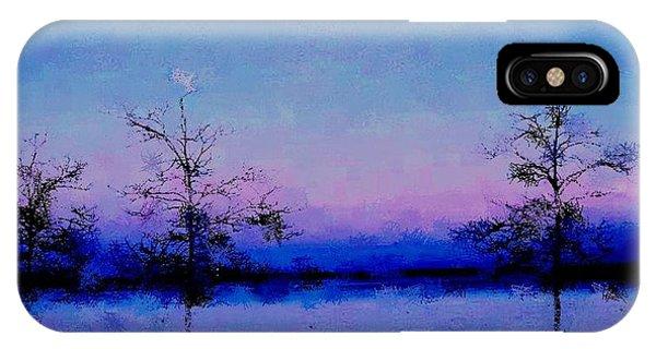 Blue Ballet IPhone Case