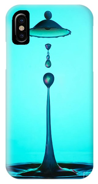 Blue Bell IPhone Case
