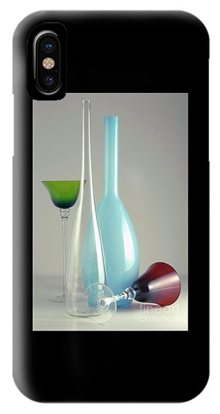 Blue Bottle #2 IPhone Case