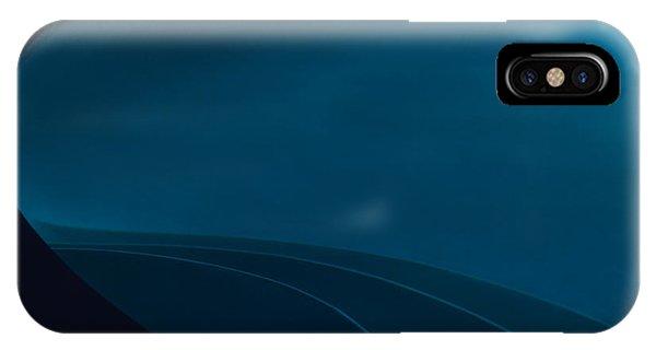 Blue  C2014 IPhone Case