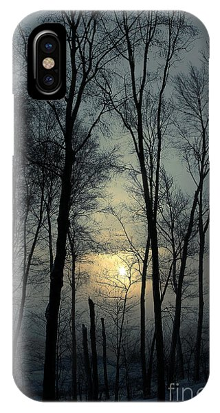 Blue Daybreak IPhone Case