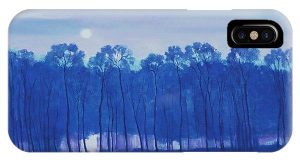 Blue Enchantment Il IPhone Case